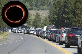 kaos u sad u zbog pomrčine sunca