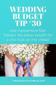 wedding flowers budget wedding budget tip 30 baby s breath wedding flowers the budget