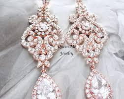 Chandelier Gold Earrings Chandelier Earrings Etsy