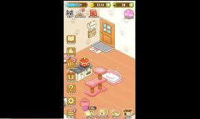 скачать cat room cute cat games взломанная много денег