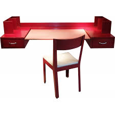 bureau prouvé bureau et sa chaise de jean prouvé et jules leleu 1940 design market