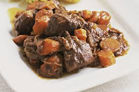 crockpot beef stew with vegetables recipe