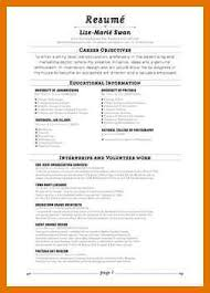 How To Make A Good Resume For Students 100 How To Make A Good Resume Resume Examples 2013 Berathen