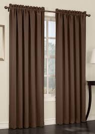 Blackout Window Curtains S Lichtenberg U2013 Madison Room Darkening Rod Pocket Panel U2013 Plum