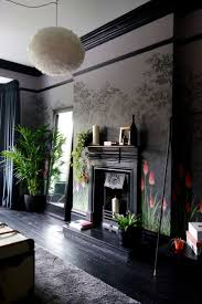 Wall Interior Design by Best 25 Black Interior Design Ideas On Pinterest Black