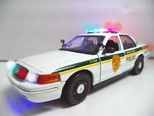 toy police cars with working lights and sirens for sale 1 18 police car lights ebay