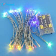 Battery Operated Christmas String Lights by Teal Led Christmas Lights Christmas Lights Decoration