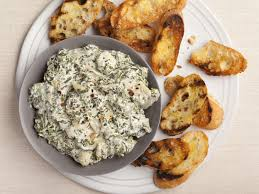 horderves for thanksgiving spinach and artichoke dip recipe