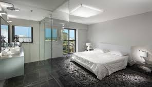 Shower In Bedroom Design Superb California King Headboard In Bedroom Contemporary With