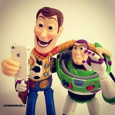 pixar character photography woody toy story