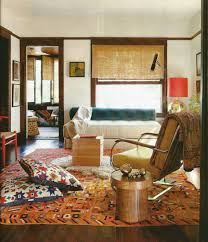 BohoChic Ethnic Inspiration In Interior Design Projects - Bohemian style interior design