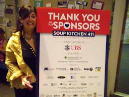 soup kitchen 411 kicks off with fundraiser to bring awareness