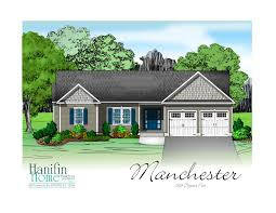 2100 square feet home models hanifin home builders