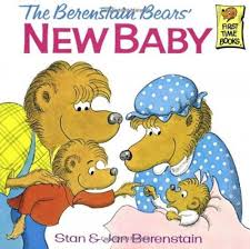 berenstain bears books time books the berenstain bears new baby by jan berenstain
