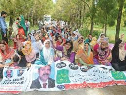 express siege social unpaid for 11 months daily wagers lay siege to fazal s house the