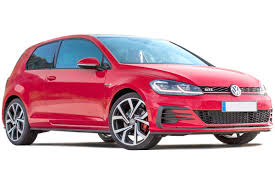 red volkswagen golf volkswagen golf gte hatchback review carbuyer