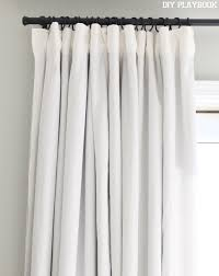 Ikea Striped Curtains Ikea Curtains Diy Decorate The House With Beautiful Curtains