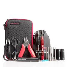 Authentic Coil Master Vape Pouch coil master diy mini build kit authentic the vaping buddha
