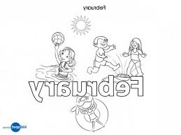 free months the year colouring pages for parent exchange 500913