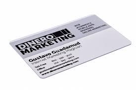 Magician Business Cards 30 Pt Premium Clear Plastic Business Cards Print Peppermint