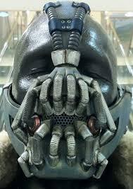 Bane Halloween Costume Dark Knight Rises Dark Knight Rises Tom Hardy Bane Mask Voice Changer