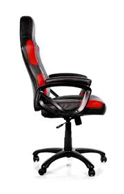 Gaming Desk Chair by Enzo Red Arozzi