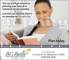 funeral pre planning 9 best our stock pre planning ads images on black