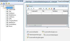 sql difference between two tables editing data from two tables in a single datagridview beth massi