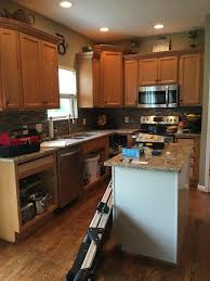 are light maple cabinets out of style the maple kitchen facelift project evolution of style