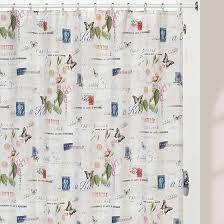 Creative Bath Botanical Diary Shower Curtain  JCPenney