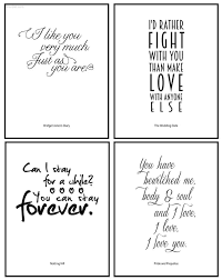 wedding quotes black and white quotes printables bren did