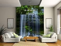 interior wallpaper for home tasmania waterfall wall mural wallpaper photowall home decor