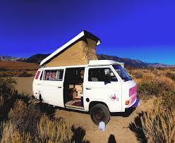 volkswagen camper van campervan rental rocky mountain campervans denver las vegas