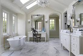 Chandelier For Cathedral Ceiling Master Bathroom Vaulted Ceiling Design Ideas