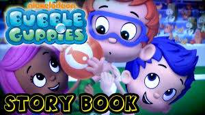 bubble guppies playtime toy unboxing