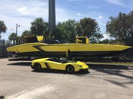 lamborghini 1 million dollar car 1 3 million dollar lamborghini speedboat