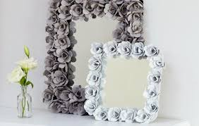 mirror frame decorating ideas diy mirror décor ideas that will blow your mind