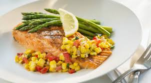 Cook Salmon In Toaster Oven Toaster Oven Recipe For Athletes Roasted Salmon And Asparagus