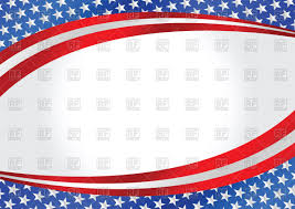 American Flag Pictures Free Download Wavy Background With Usa Flag Royalty Free Vector Clip Art Image