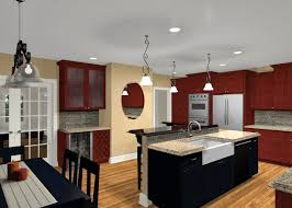 l shaped island in kitchen best kitchen design l shaped small l