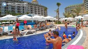 delphin imperial 5 star hotel antalya youtube