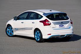 ford focus st modded oxford white exterior paint mods pics ideas ford focus forum