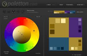 color wheel scheme idolza