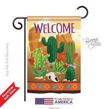 Monogram Garden Flag Cactus Garden Flag U0026 More Garden Flags At Flagsforyou Com