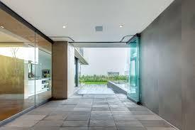 natural stone floor design in valna house design by jsa