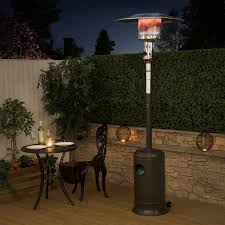 Table Top Gas Patio Heater Exterior Outdoor Patio Heater Table Stainless Steel Gas