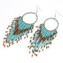 7 best bohemian earrings images on pinterest bead earrings