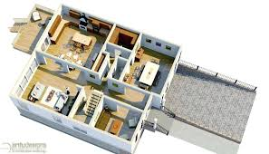 3d Home Floor Plan Design Suite V 9 3d House Floor Plan With