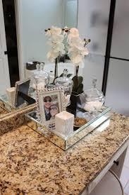 Decorate Bathroom by Bathroom Counter Decorating Girlie Bathroom Counter Decor25 Best