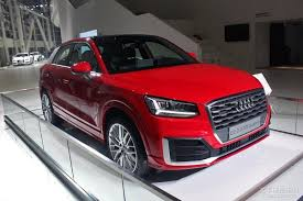 audi is a company of which country indian specific audi q2 2 0 tdi quattro showcased in china the